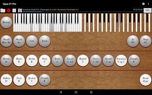 玩免費音樂APP|下載Opus #1 Pro - The Midi Organ app不用錢|硬是要APP