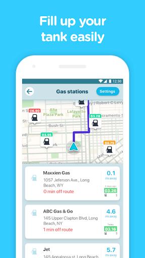 Waze - GPS, Maps, Traffic Alerts & Live Navigation screenshot 6