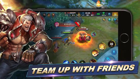 Hack Game Heroes Arena apk free