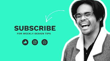 Subscribe Design - YouTube Intro template