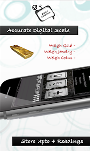 3 Grams Digital Scale App