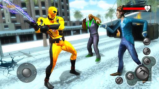 Superhero Crime City - Captain Dead Sword Pool 1.8 screenshots 1