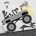 Stickman Turbo Destruction Flatout icon