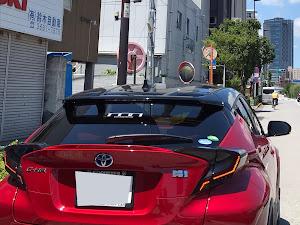 C-HR ZYX11のカスタム事例画像 じぇいさんの2021年07月18日11:18の投稿