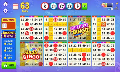 Bingo: Lucky Bingo Games Free to Play at Home 7