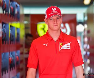 """🎥 Mick Schumacher verliest podiumplaats door... brandblusser: """"Kan eens om de 10 jaar gebeuren"""""""