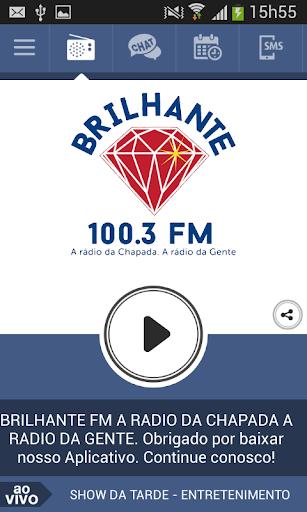 Brilhante FM 100 3