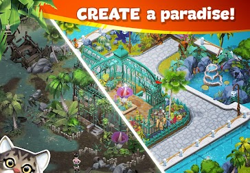 Lost Island: Blast Adventure APK screenshot thumbnail 2