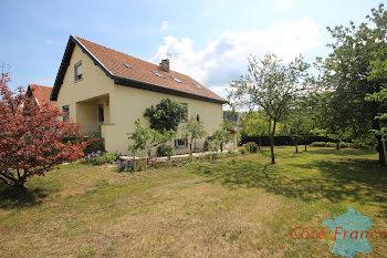 maison à Aubrives (08)