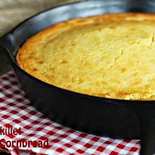 Skillet Honey Cornbread.