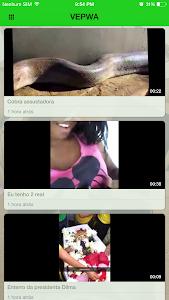Videos Engraçados P/  WhatsApp screenshot 1