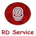 RD Service Registration Help and Support icon