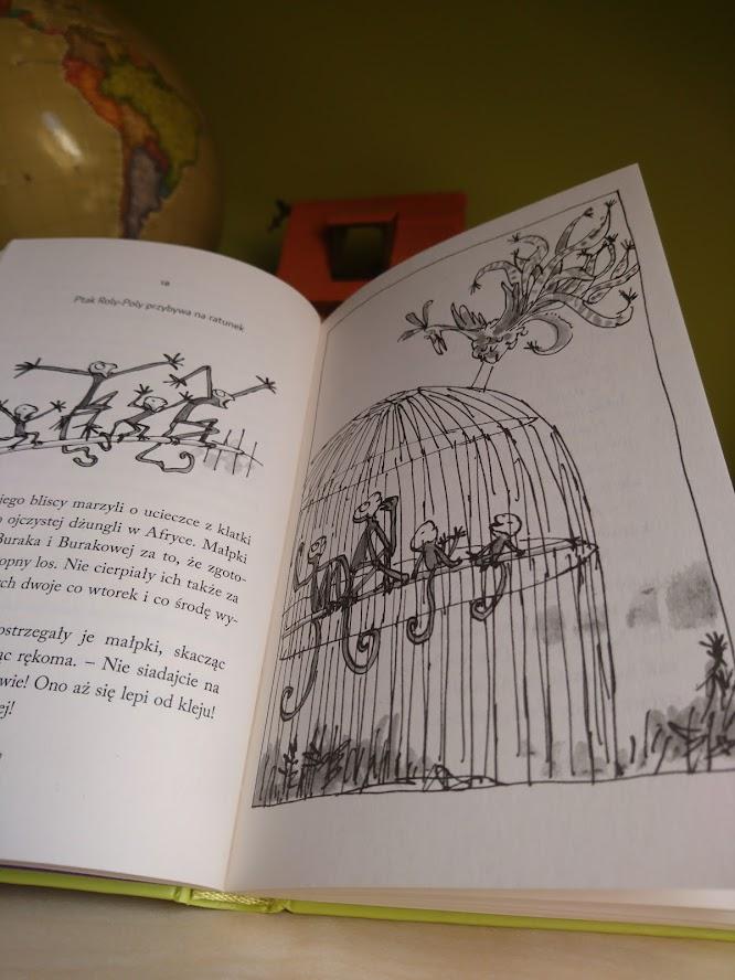 Roald Dahl, Państwo Burakowie i inne historie