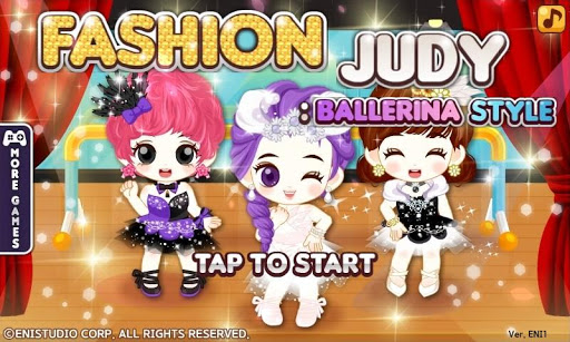 Fashion Judy: Ballerina style