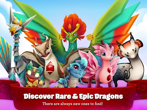 DragonVale World APK screenshot thumbnail 1