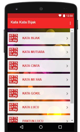 Download Kata Kata Bijak Apk Latest Version App By Cv