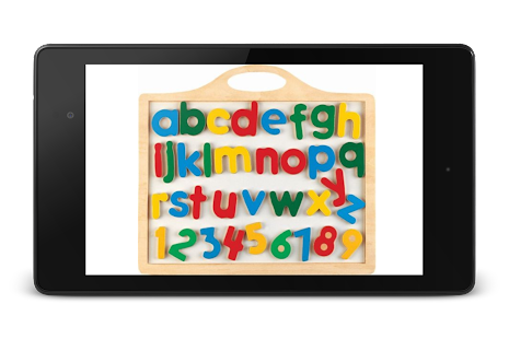 Alphabet, numbers and colors- screenshot thumbnail