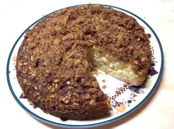 Carmel Upsidedown  Skillet Coffeecake
