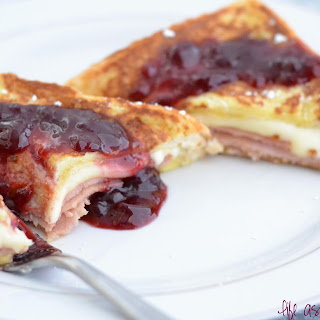 Deluxe French Toast Sandwiches.