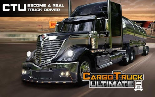 Truck Driver : Simulator 3D Game - náhled