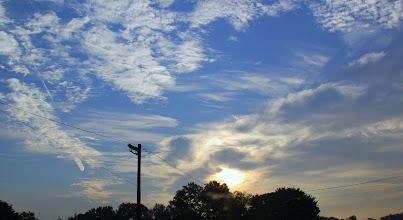 Photo: Day 108 ... A mornign sun