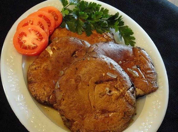Portobello Steaks Recipe