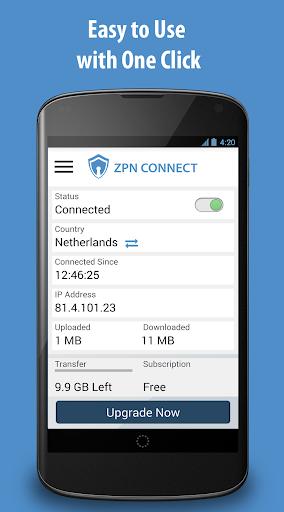 Free VPN Proxy - ZPN 4.8.9 screenshots 4