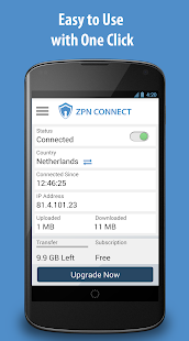 Free VPN Proxy - ZPN Screenshot