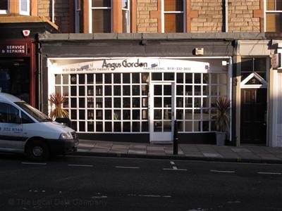 Angus Gordon On Seaforth Terrace Hair Beauty Salons In Edinburgh Eh4 2bs City Of