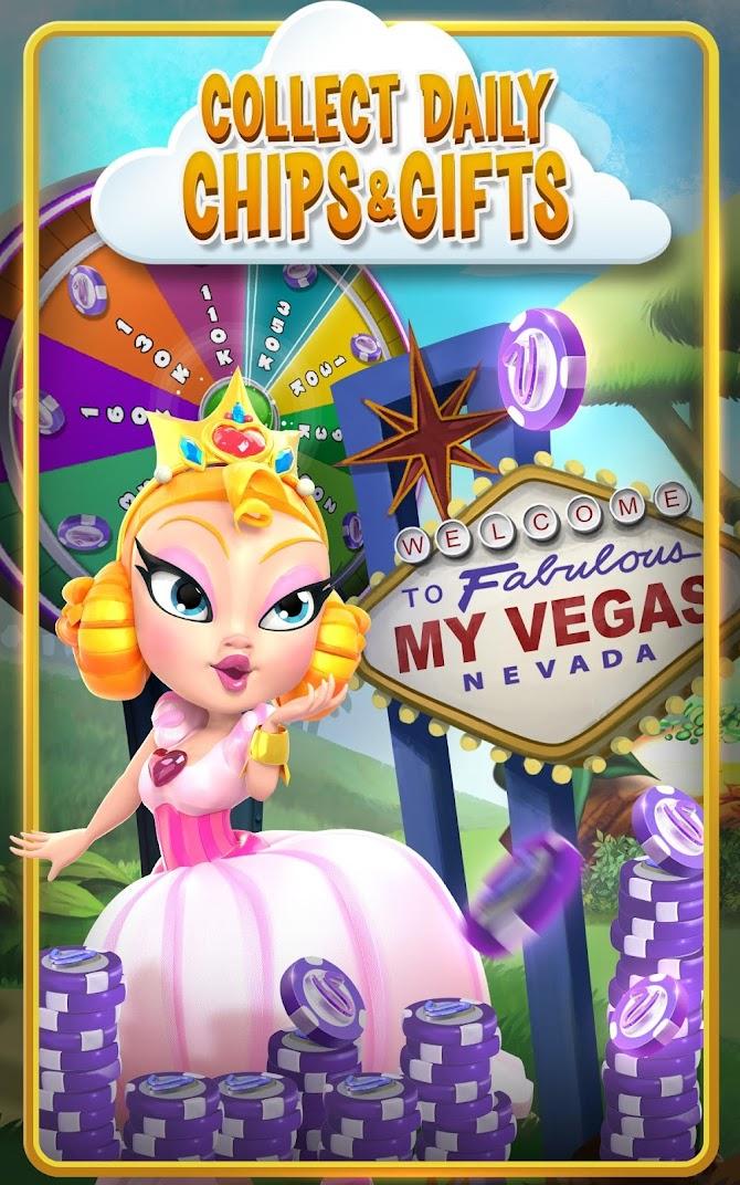 myVEGAS Slots - Vegas Casino Slot Machine Games Android 1