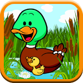 Duck Throw Game: Kids - FREE!