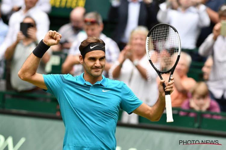Alsof hij nooit is weggeweest: Federer staat er meteen in eerste gravelmatch in bijna drie jaar