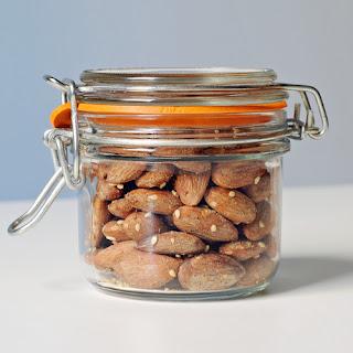 Za'atar Spiced Almonds