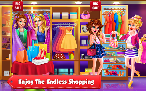 Shopping Mall Girl Cashier Game 2 - Cash Register  screenshots 10