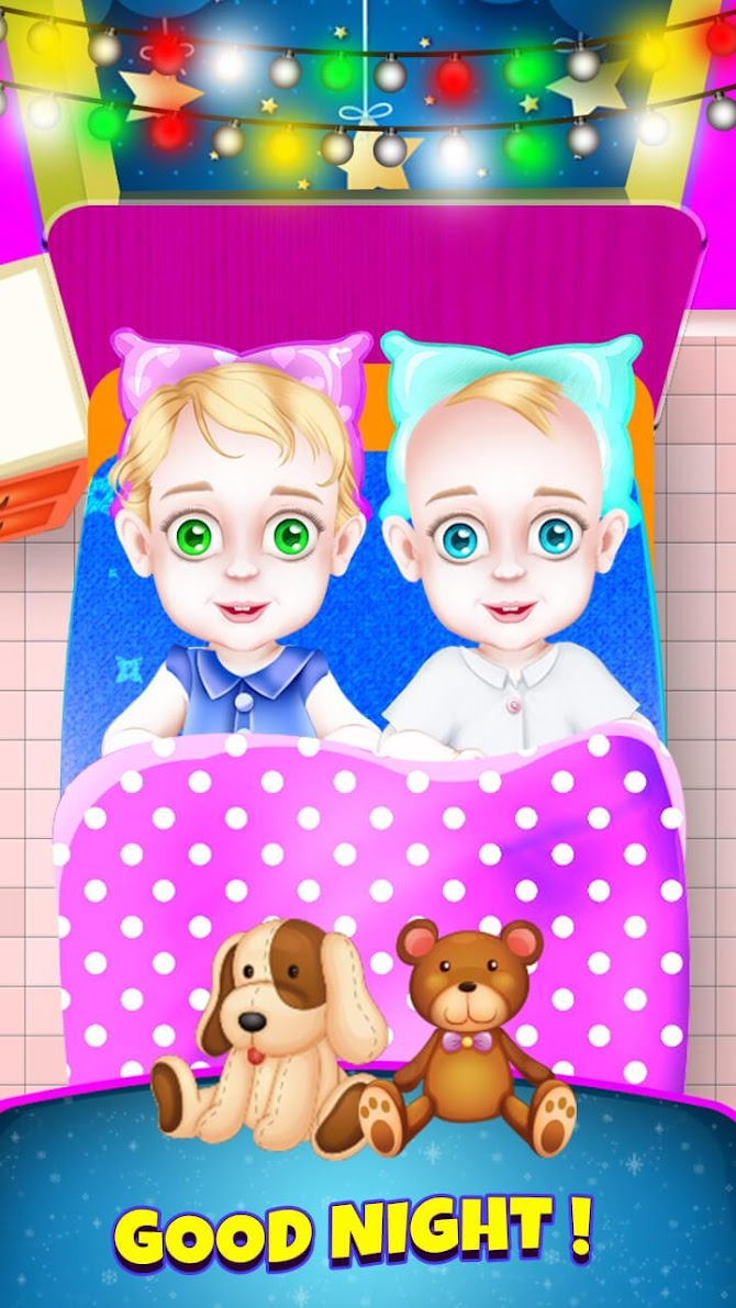 Newborn Twin Baby Pregnant Mommy - Emergency Care Android 14