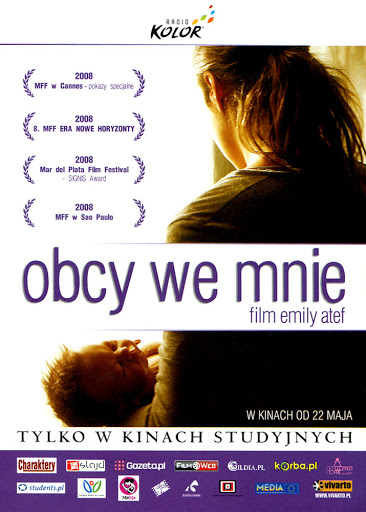Przód ulotki filmu 'Obcy We Mnie'