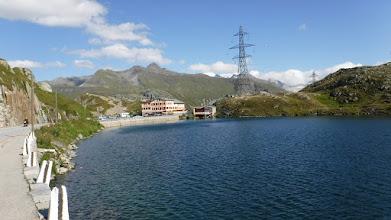Photo: Grimselpass+Totensee