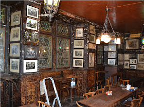 Photo: Untere Straße, Oldest University bar in Heidelberg. The bar is currently being refurbished and should be ready by the time you see this.