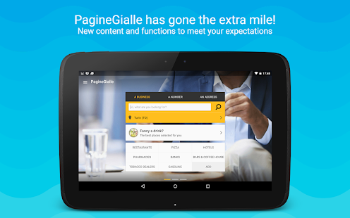 PagineGialle- screenshot thumbnail
