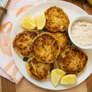 Roux Crab Cakes