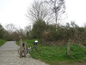 Photo: Vers le cratère Spanbroekmolen