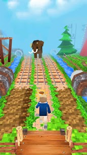 Obby Escape Craft Runner 1