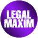 Download Legal Maxim For PC Windows and Mac