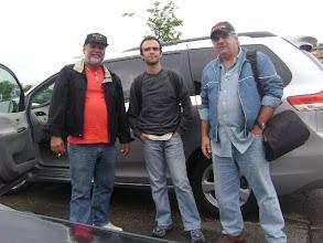Photo: Encontro com o Felipe, que estava vindo de Cincinatti OH