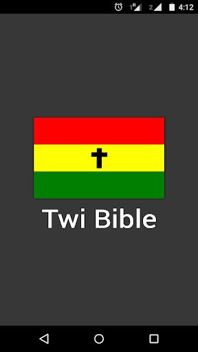 Twi Bible – Akuapem