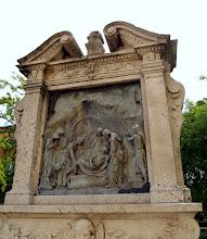 Photo: A hajdani Golgota téri stációk első (I.) és az utolsó (XIV.) maradt meg, amiket ide helyeztek.