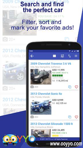 Used Cars for Sale u2013 OOYYO Screenshots 3