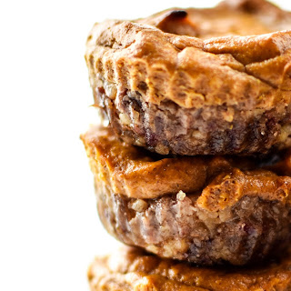 Fruit-Sweetened Mini Pumpkin Pies Recipe