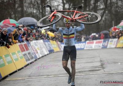 Le Belge Ryan Cortjens large vainqueur en cyclocross juniors à Namur