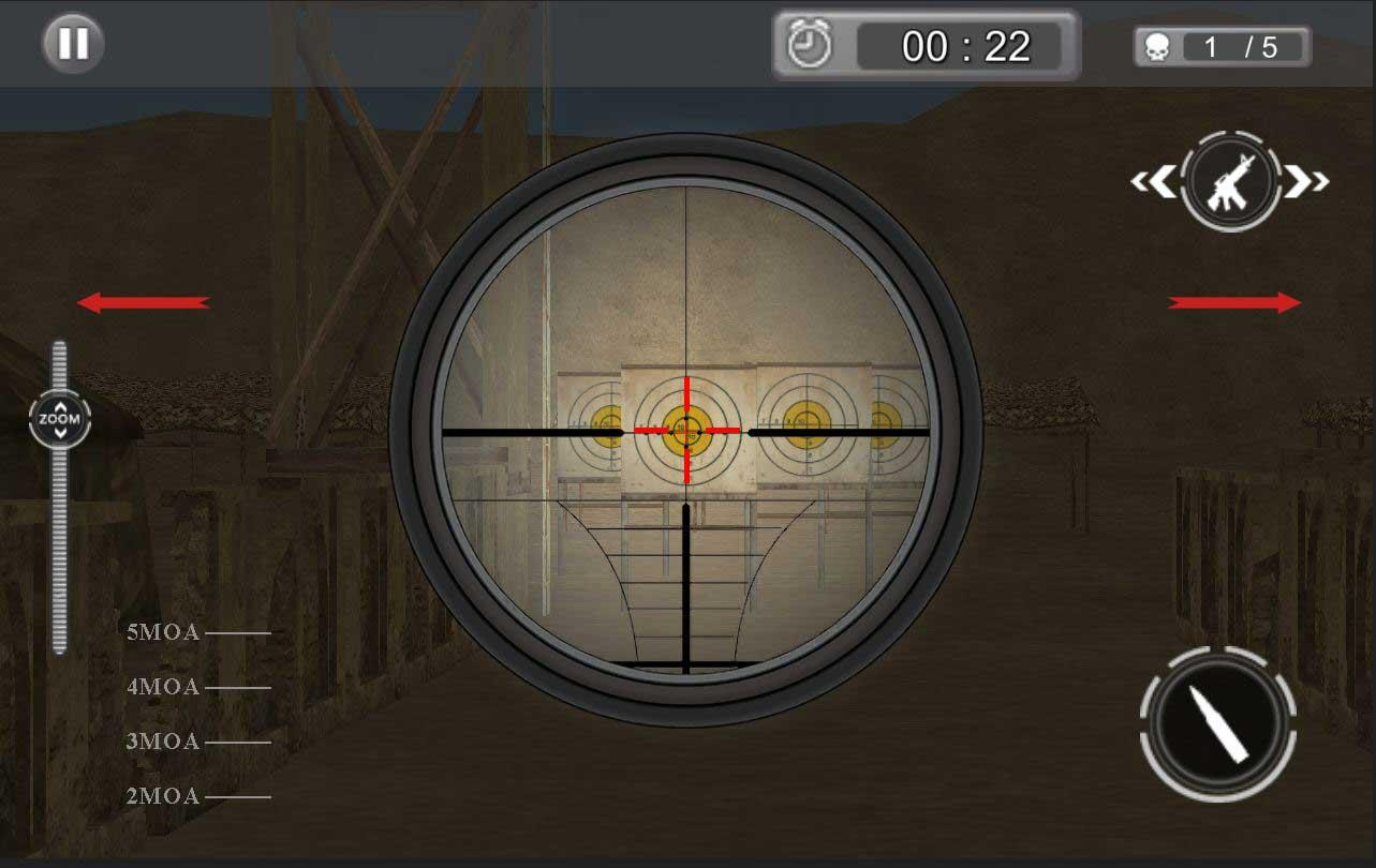 ASSASSIN TRAINING SCHOOL GAME- screenshot